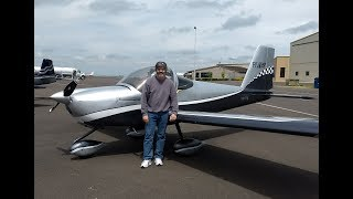 An RV-12 Builder's Tale