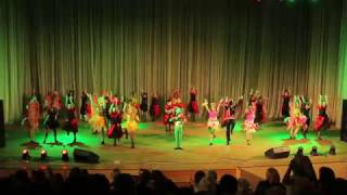 Танец Кузнечик - Театр танца Пигмалион 29.04.2017