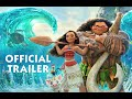 Moana Official Trailer