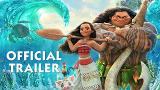 Trailer of Moana (2016)