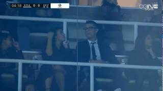 Cristiano Ronaldo Takes His Girlfriend Georgina Rodriguez To Watch Real Madrid V Deportivo