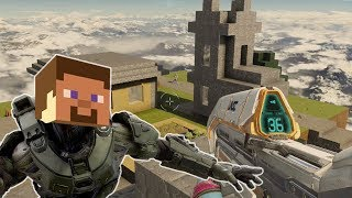 Halo 5 : Minecraft Edition - What Has Halo Become?