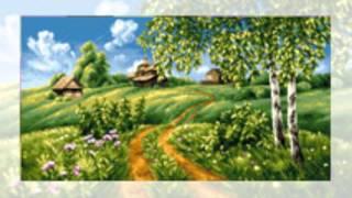 Ивановские гобелены с пейзажами