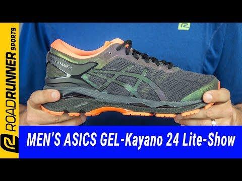 Men's ASICS GEL-Kayano 24 Lite-Show   Fit Expert Review