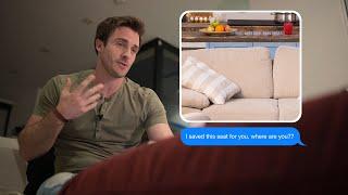 7 Irresistible Texts to Flirt From a Distance (Matthew Hussey)