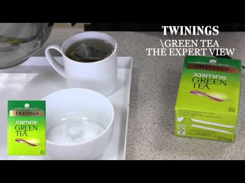 Video Jasmine Green Tea