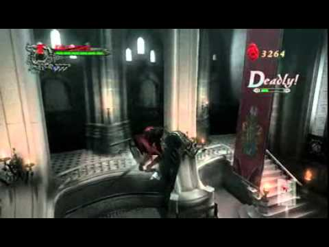 Devil May Cry 4 - Trailer 7 - PS3_Xbox360 - YouTube.mpg