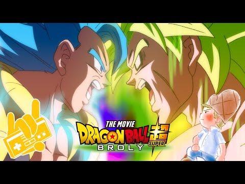 Dragon Ball Super Movie  - BLIZZARD (Broly Vs. Gogeta)   Epic Rock Cover ENGLISH Ver.