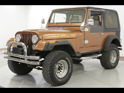 1981 Jeep CJ7 (CC-1249169) for sale in Denver , Colorado