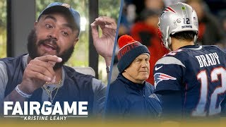 Bill Belichick and the Patriots are ALWAYS in the Super Bowl for a Reason - A.J. Francis | FAIR GAME