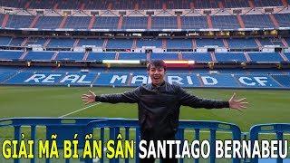 CrisDevilGamer GIẢI MÃ BÍ MẬT SANTIAGO BERNABEU của REAL MADRID