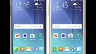 Samsung Galaxy J5 Kutu Açma ve Cihaz İnceleme Videosu