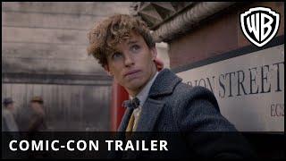 Trailer of Animali Fantastici - I crimini di Grindelwald (2018)