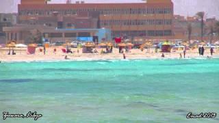 preview picture of video 'بحر وكورنيش مدينة زواره'