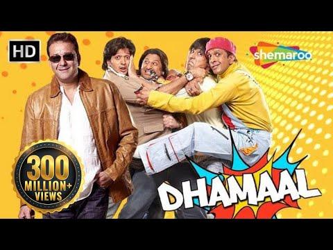 Dhamaal - 2007 - Sanjay Dutt - Ritesh Deshmukh - Arshad Warsi - Superhit Comedy Film