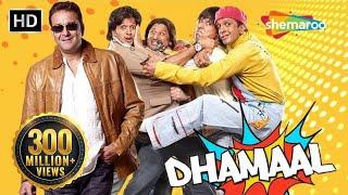 Dhamaal  2007  Sanjay Dutt  Ritesh Deshmukh  Arshad Warsi  Superhit Comedy Film