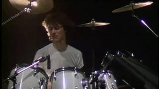 "Video thumbnail of ""Kasper Winding -  Drum solo. Copenhagen 1982"""