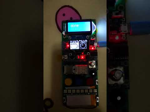 OLED Display I2C 128x64 With u8glib Arduino Pro Mini