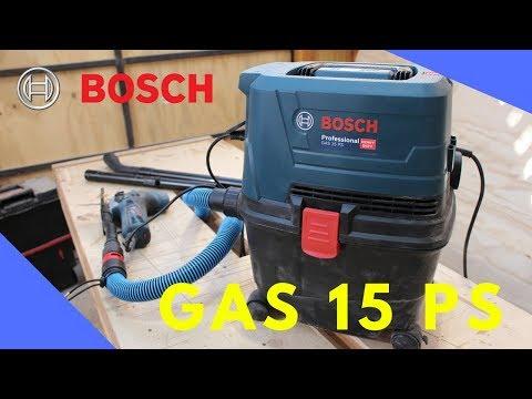 Aspiradora Bosch GAS 15 PS