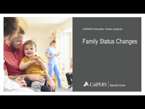 Family Status Changes