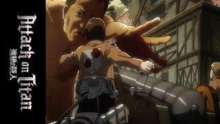 Атака титанов опенинг 3