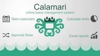Vidéo de Calamari