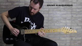 WHY WORRY (Mark Knopfler), cover by Bruno Albuquerque
