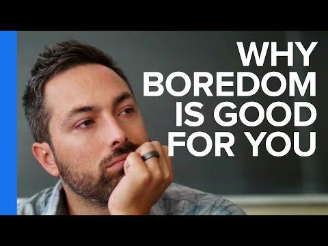 Výhody nudy