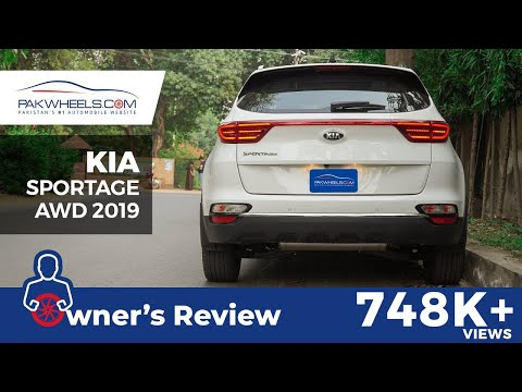 KIA Sportage 2019 AWD Owner's Review: Specs & Features