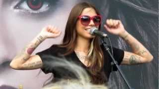 Christina Perri - A Thousand Years (Live from Tent City 2012)