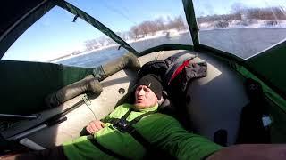Тенты для надувные лодок