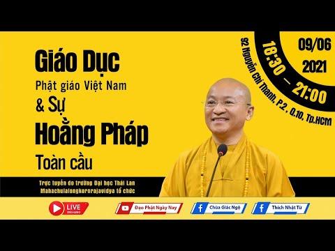 Giáo dục Phật giáo Việt Nam & sự hoằng pháp toàn cầu
