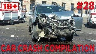 Car crash compilation Dash cam accidents Подборка Аварий и Дтп #28