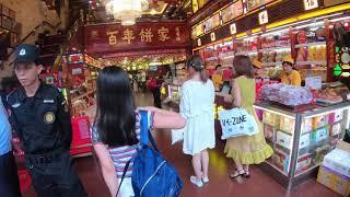 广州热点推荐 - 上下九步行街 [4K] 一个人山人海的地方