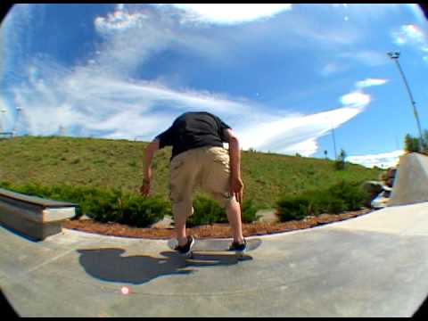Missoula Shredders at Mobash Skatepark