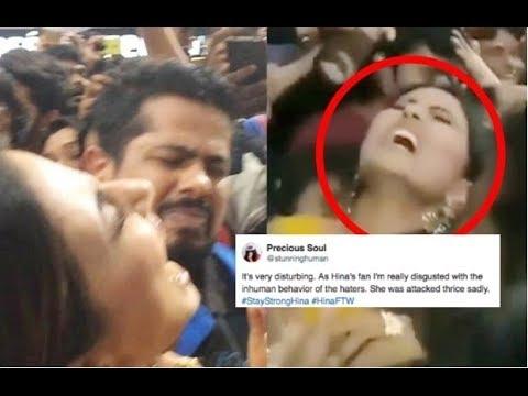 bigg boss 11   हिना खान को बाल खीच कर मारा   शिल्पा जीतेगी बिग बॉस   हिना मारने वाला सलमान का फेन