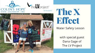 The X-Effect with Dana Gage, Connor's Mom & Founder of The LV Project