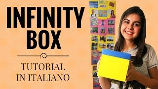 Come Fare Una Infinity Box - Tutorial In Italiano (ENG SUB)