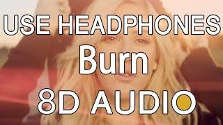 Ellie Goulding   Burn (8D Audio🎧)