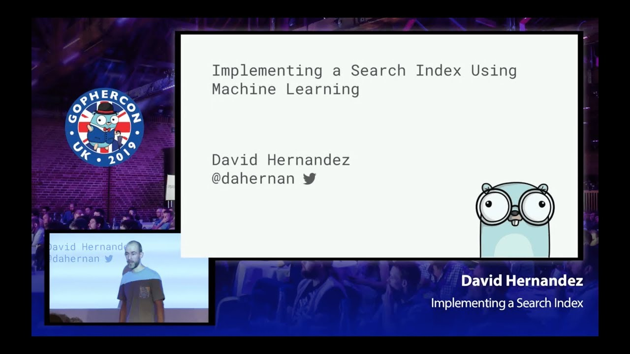 Implementing a Search Index