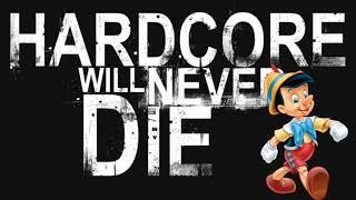 pinocchio hardcore 2018 (remix) 90s