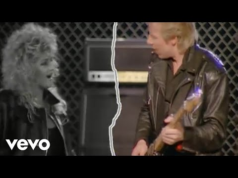 Bonnie Tyler - The Best (Official Music Video)