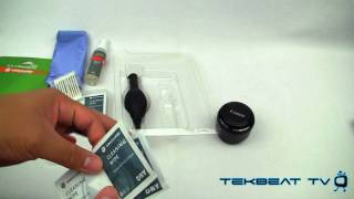 Vanguard 6 in 1 DSLR & Electronics Cleaning Kit Review