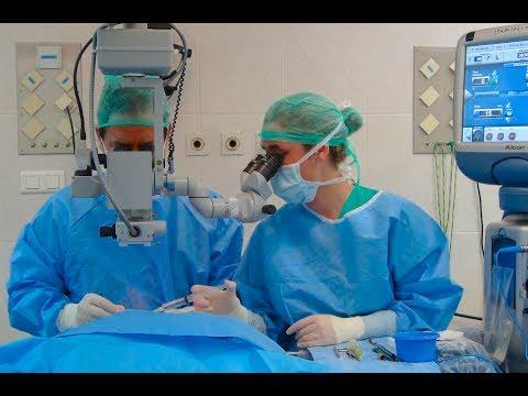 Cirugía de catarata: Facoemulsificación - Centro de Oftalmología Bonafonte. Barcelona (España)