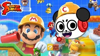 Super Mario Maker 2 – EXTREME MARIO MAKER LEVELS ! Let's Play with Combo Panda