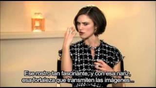 Entrevista Keira Knightley Sobre Su Relación Con Chanel
