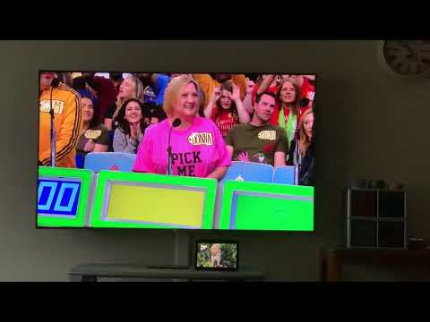 Satan on Price is Right