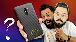 POCOPHONE F1 UNBOXING - THIS PHONE REDEFINES BUDGET FLAGSHIP MARKET 🔥🔥🔥