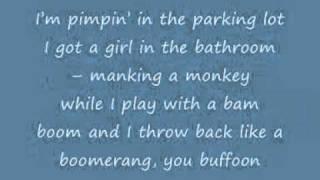DJ Felli Feat Akon.Pitbull & Jermaine Dupri - Boomerang lyrics