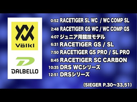 注目モデル紹介! フォルクル/ダルベロ